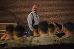 World-renowned motivational speaker, double amputee drives home safety aboard Cherry Point 120907-M-QB428-047.jpg