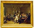 Wybrand Hendriks (1744-1831), Het Haarlemse Teekencollegie in 1799, Olieverf op paneel.JPG