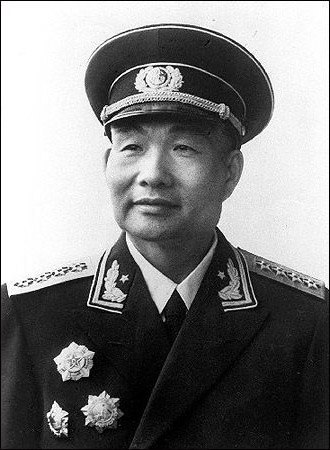 Commander of the People's Liberation Army Navy - Image: Xiao jingguang