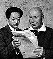 Xiao San and Alexander Serafimovich.jpg