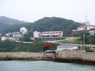 Juguang, Lienchiang - Xiju Island