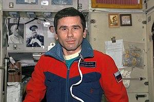 Yuri Malenchenko - Image: Y Malenchenko Expedition 7