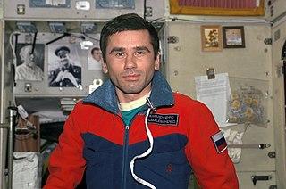 Yuri Malenchenko Russian cosmonaut