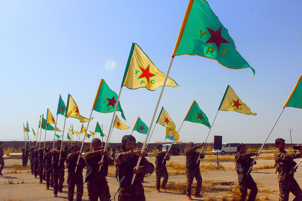 YPG and YPJ fighters.jpg