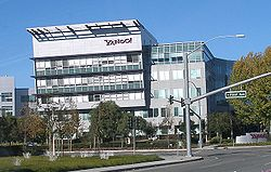 Yahoo! headquarters in Sunnyvale