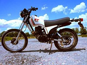 Image illustrative de l'article Yamaha XT 125