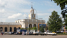 Расписание движения автобусов на пригородных, внутриобластных и межобластных маршрутах, проходящих через Ярославль.