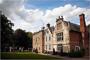 Yaxley, Suffolk - 16th-century Yaxley Hall