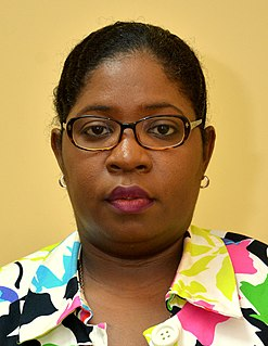 Surinamese politician and Minister of Foreign Affairs