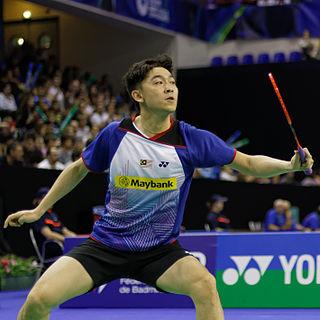Tan Boon Heong Badminton player