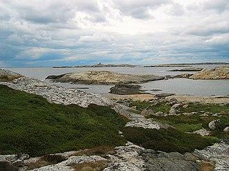 Skagerrak - Ytre Hvaler National Park.