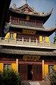 Yuanjin Monastery in Zhujiajiao, Qingpu, Shanghai, China.jpg