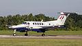 ZK458, King Air, RAF Cranwell (9635027409) (2).jpg
