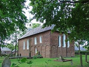 Wirdum, Groningen - The Wirdum church, dating back to the 13th century
