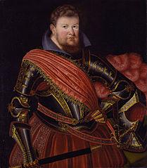 Portrait du Prince Électeur Christian II de Saxe