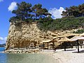 Zakynthos May 2009 Agios Sostis so where's the party? - Cameo Club in low season - panoramio.jpg