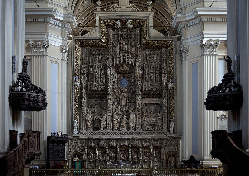 File:Zaragoza, La Basilica de Nuestra Señora del Pilar-PM 52860.jpg - Wikimed...