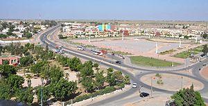 Zemamra - Image: Zemamra city مدينة الزمامرة