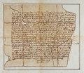 Zentralbibliothek Solothurn - Bruder Klaus dankt dem Rat von Bern - aa0700.tif