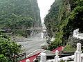 Zhangchun Bridge, Taroko 01.jpg