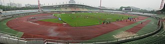 1991 FIFA Women's World Cup - Image: Zhongshan Sports Center Stadium 02