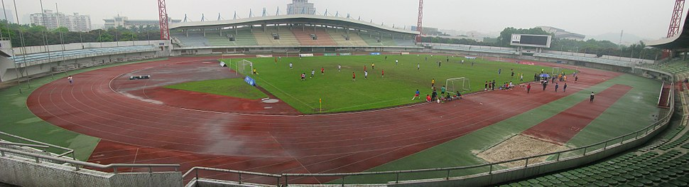 Zhongshan Sports Center Stadium -02