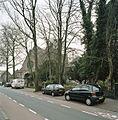 Zicht op de kerk met omgeving - Hilversum - 20414437 - RCE.jpg