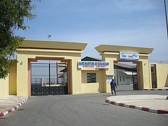 Ziguinchor - The ferry terminal