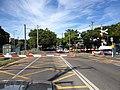 Zillman Road, Hendra Level crossing.JPG