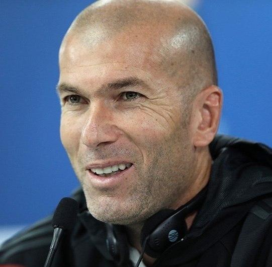 Zinedine Zidane by Tasnim 01