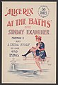 """Alice Rix at the baths"", in the Sunday Examiner, November 17. LCCN2014646774.jpg"