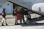 """Dragons"" deliver disaster aid during exercise Wakayama Alert 141019-M-TF269-345.jpg"