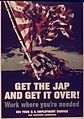 """Get the Jap and Get it Over"" - NARA - 514373.jpg"