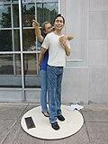 """It's So Tall"" by J. Seward Johnson - panoramio.jpg"