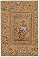 """Portrait of Shaikh Hasan Chishti"", Folio from the Shah Jahan Album MET DT224367.jpg"