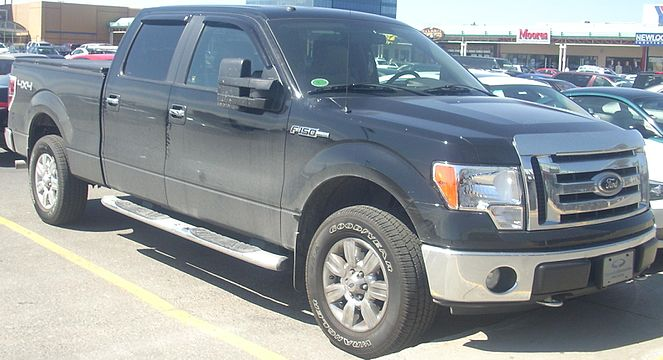 Ford F-150 version longue