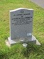 'Elland Road' headstone, Wetherby Cemetery (2nd August 2020).jpg