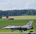'J-361' Royal Netherlands Air Force F-16 at Air14, Payerne, Switzerland (Ank Kumar) 03.jpg