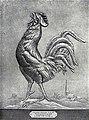 'Le Coq Gaulois' - Trophée du Championat de France de rugby à XV en 1926.jpg
