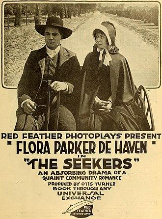 Flora Parker DeHaven - The Seekers (1916)