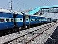 (Kacheguda - Karimnagar) Passenger at Medchal Railway station 01.jpg