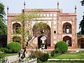 (Pakistan)-Emperor Jahangir Tomb 17 th Century,Shahdara,Near Lahore-By @ibneazhar Sep 2014 (67).jpg