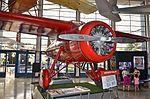 (Reproduction) NR-7952 Lockheed Vega 5B - San Diego Air & Space Museum (9631259249).jpg