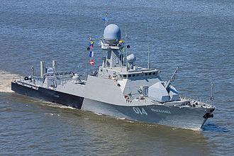 Caspian Flotilla - Astrahan