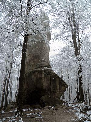 «Скелі Довбуша»1.JPG