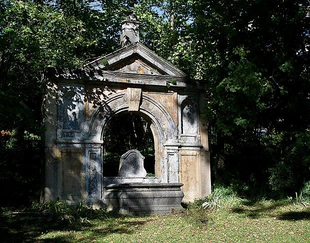 Monument historique à Écully