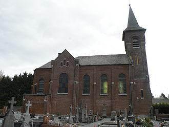 Semousies - Image: Église Saint Martin de Semousies 18