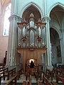Église de la Rédemption - Nouvel orgue avec une organiste.jpg