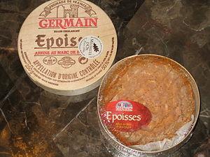 Époisses de Bourgogne - Image: Époisses de Bourgogne