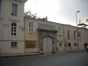 İstanbul State Art and Sculpture Museum - İstanbul State Art and Sculpture Museum.